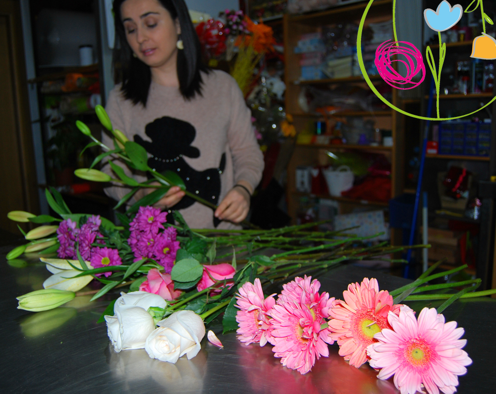 María Teresa Navarro - Florista de Regalar Flores